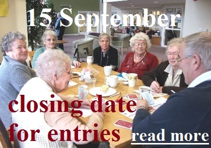 EAC Housing for Older People Awards 2014 - Entries close September 15th
