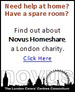 Click to read about Novus Homeshare in London