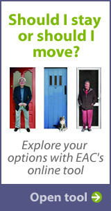 Launch EAC's Housing Options for Older People (HOOP) tool